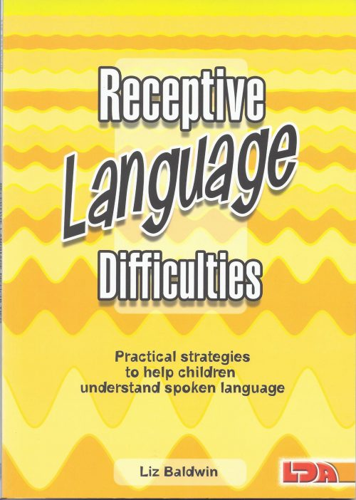 Receptive Language Activities by Liz Baldwin -0