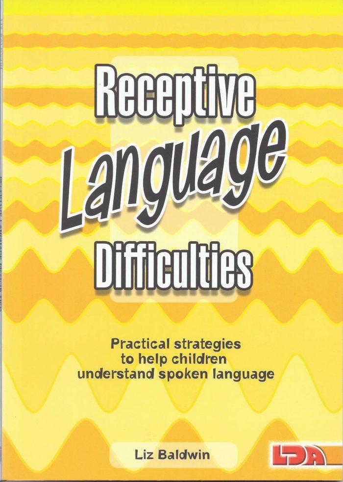 Receptive Language Activities by Liz Baldwin -0