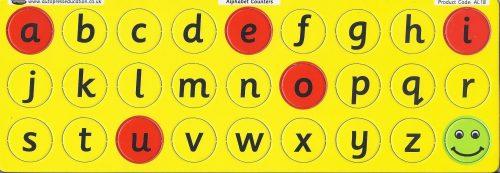 Alphabet counters-0