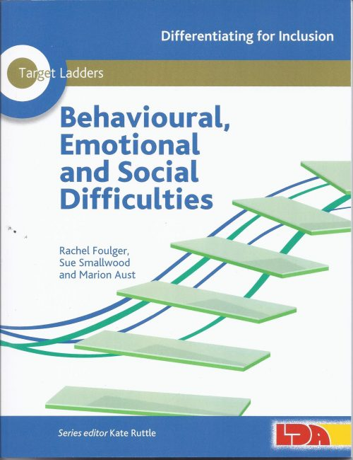 Behavioural Emotional and Social Difficulties Target Ladders-0