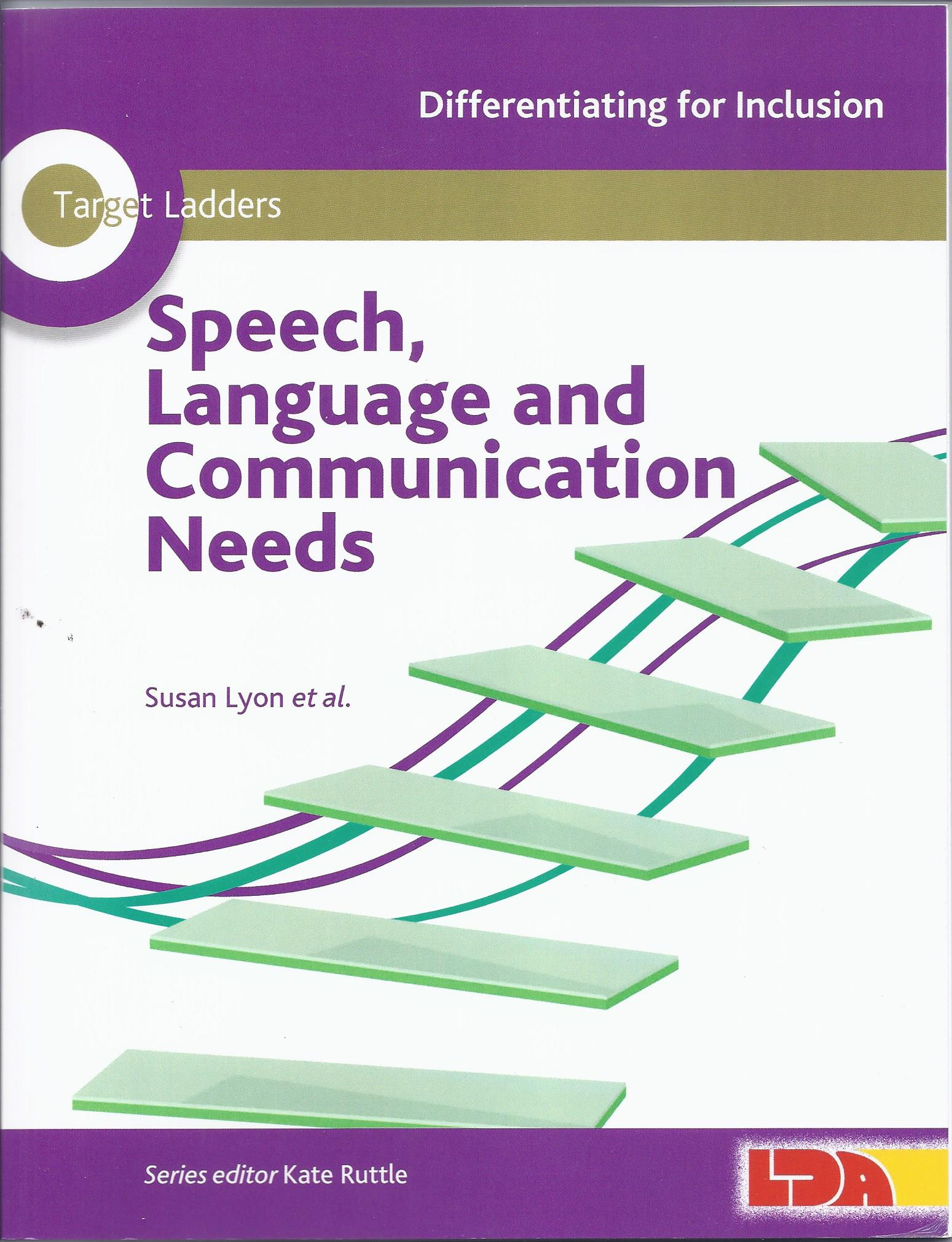 Speech, Language and Communication Needs - Target Ladders-0