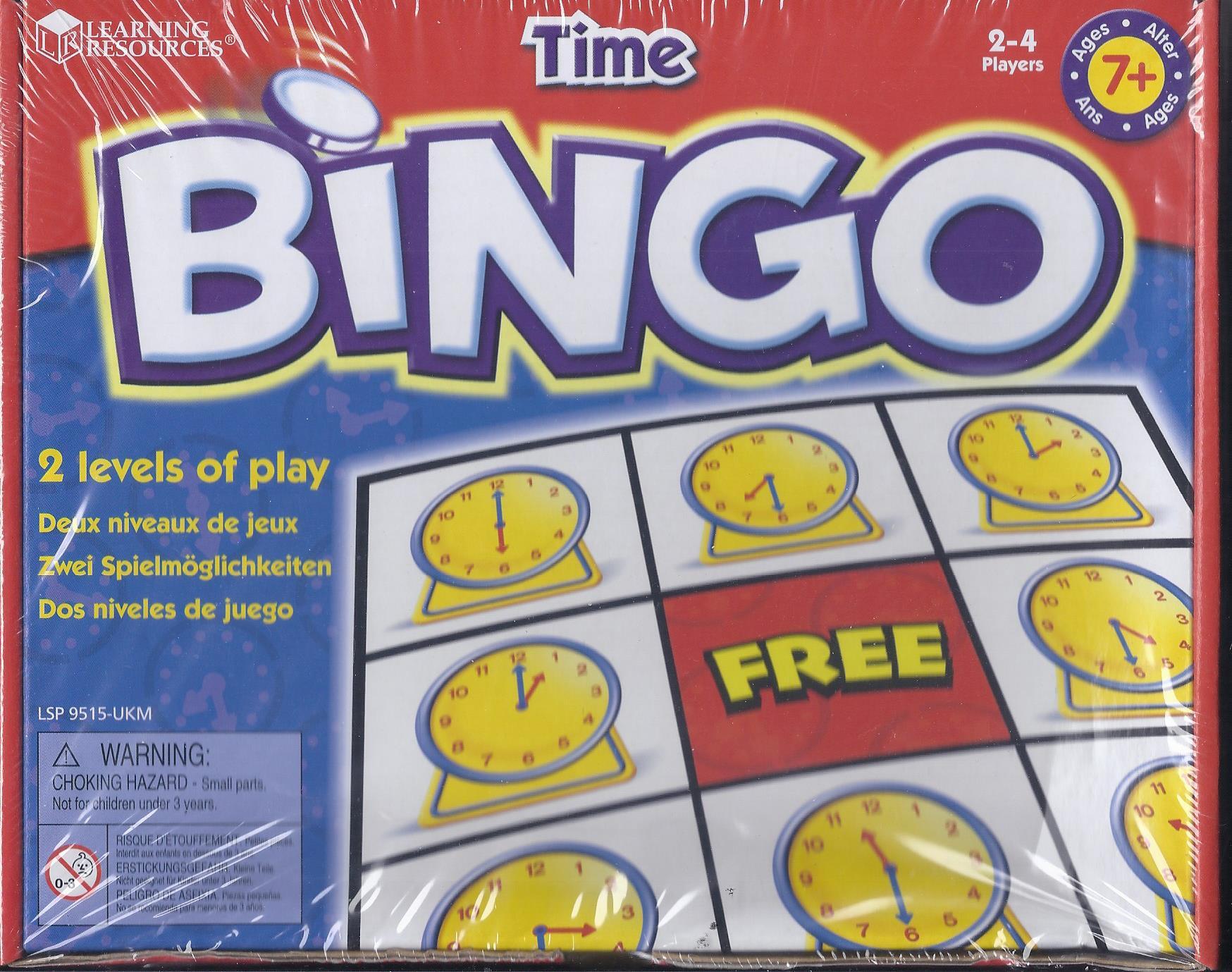 Time Bingo-0