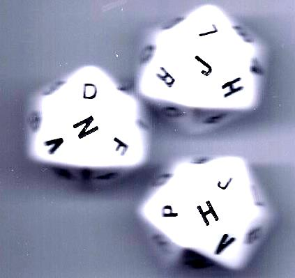 Alphabet dice-0