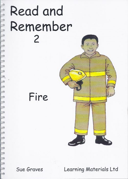 Read and Remember 2 Fire-0