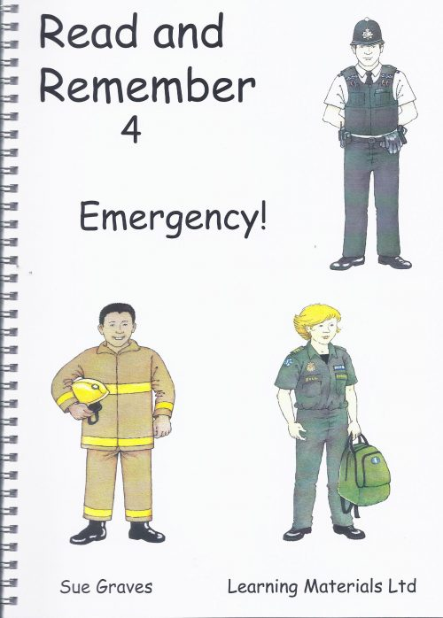 Read and Remember 4 Emergency-0
