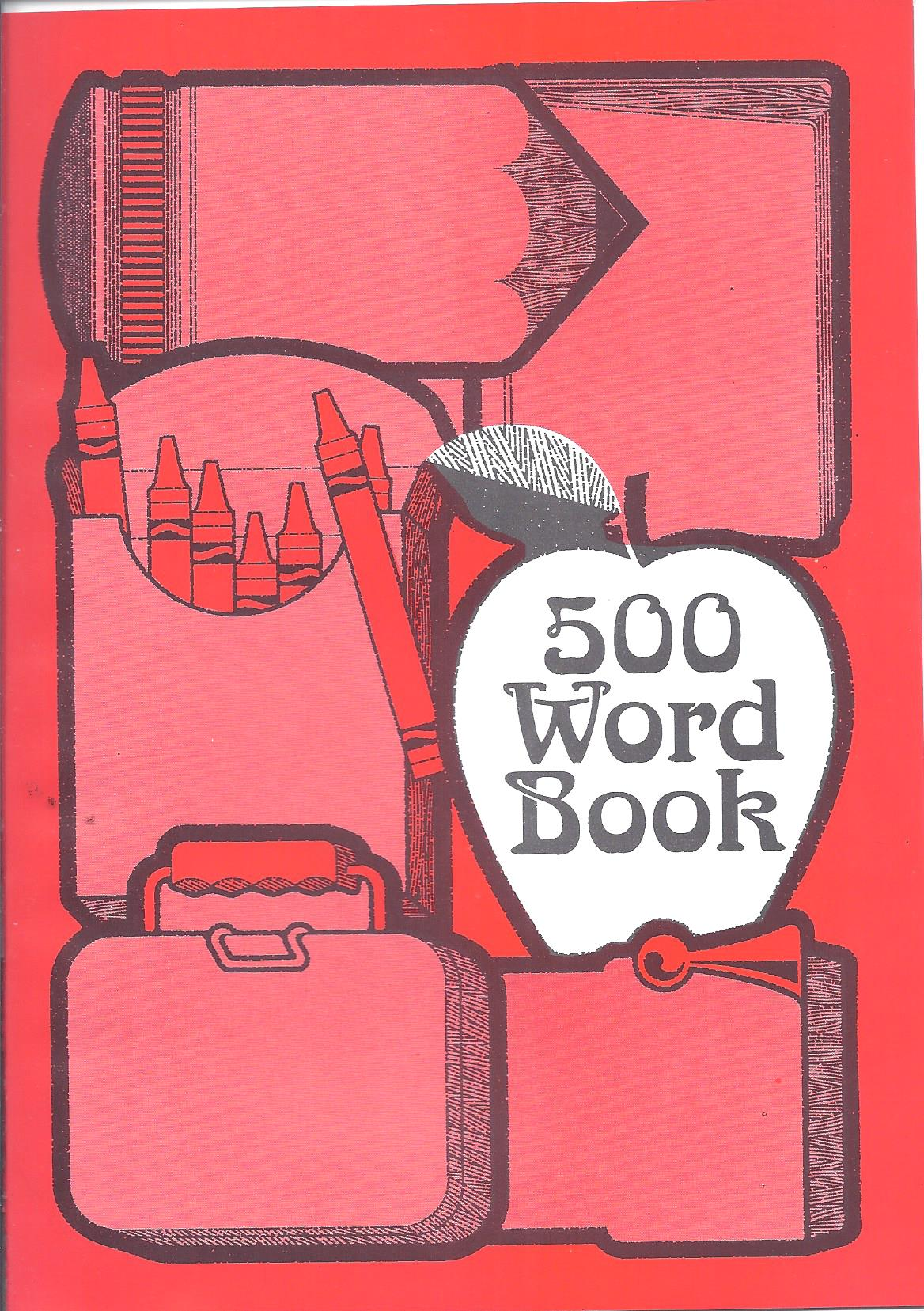 500 Word Book-0