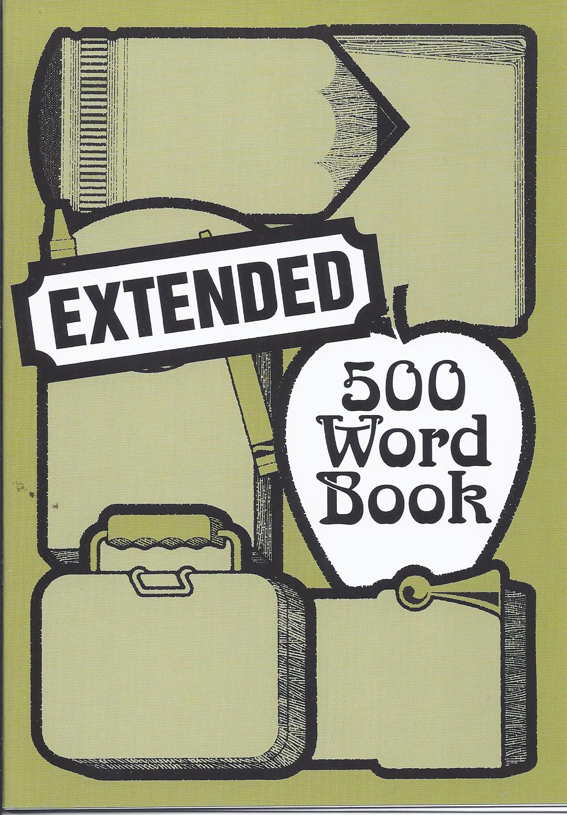 Extended 500 Word Book-0