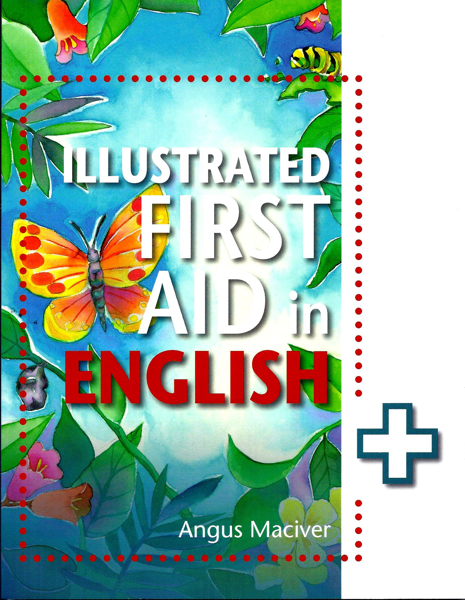 Illustrated First Aid in English-0