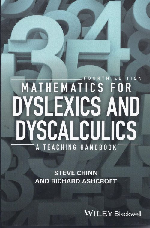 Mathematics for Dyslexics and Dyscalculics-0