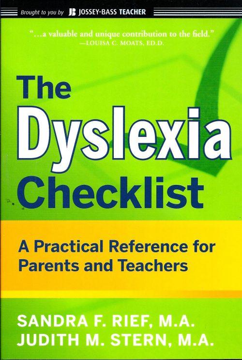 The Dyslexia Checklist-0