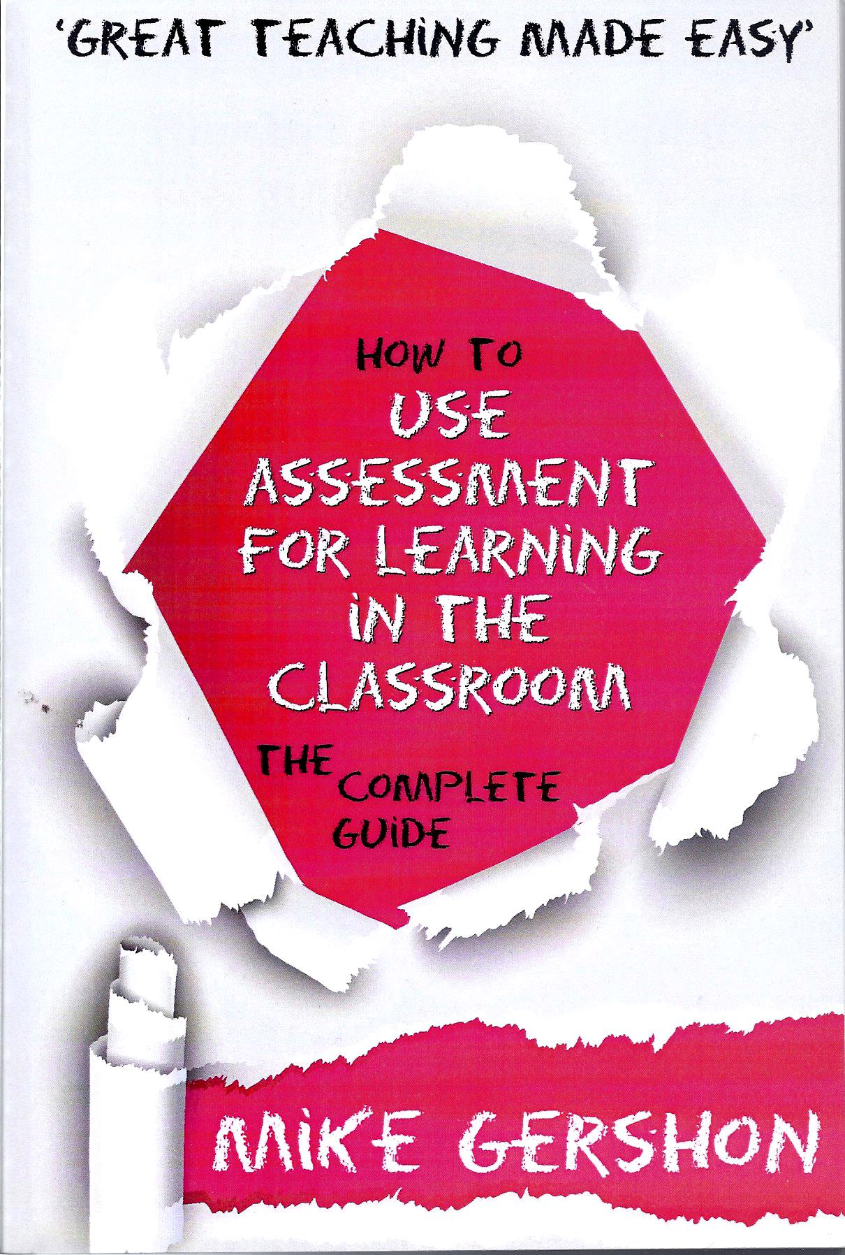 How to Use Assessment for Learning in the Classroom -0