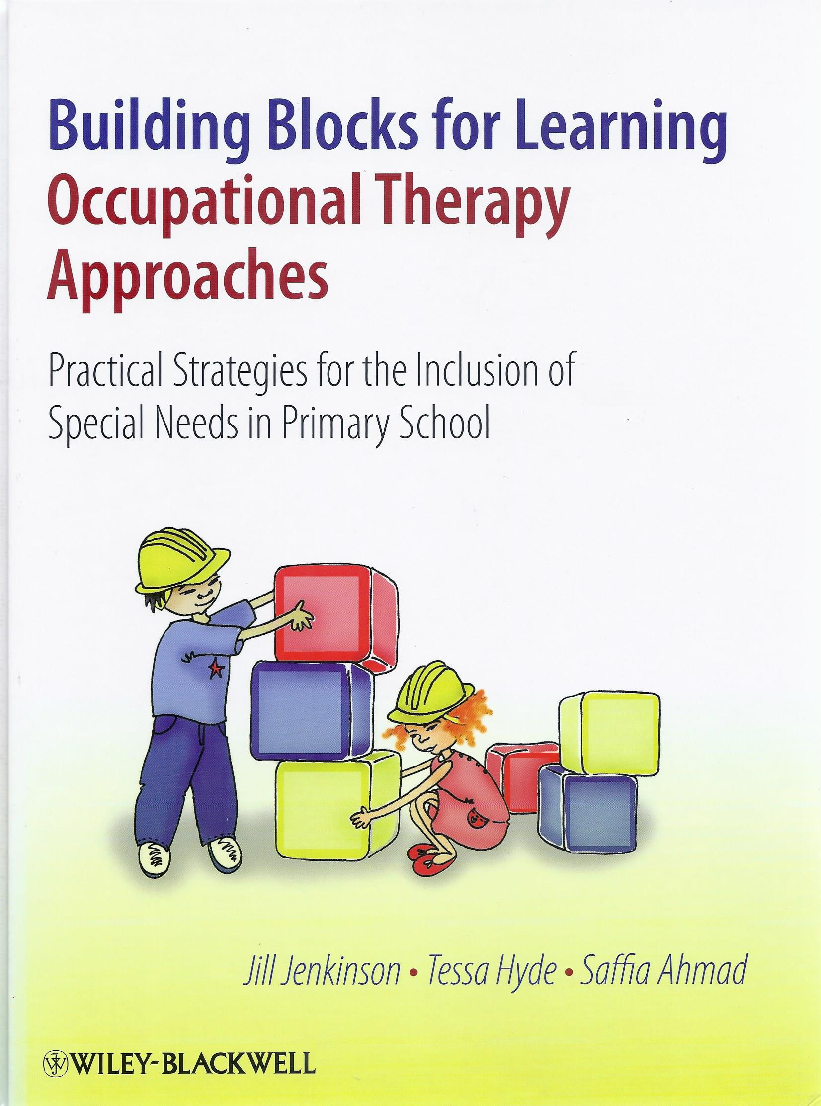 Building Blocks for Learning Occupational Therapy Approaches-0