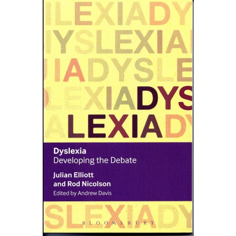Dyslexia Developing the Debate-0