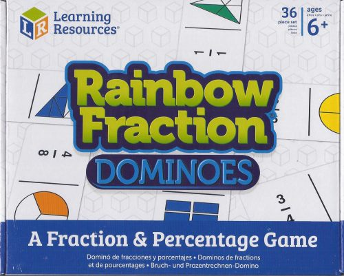 Fraction Dominoes-0