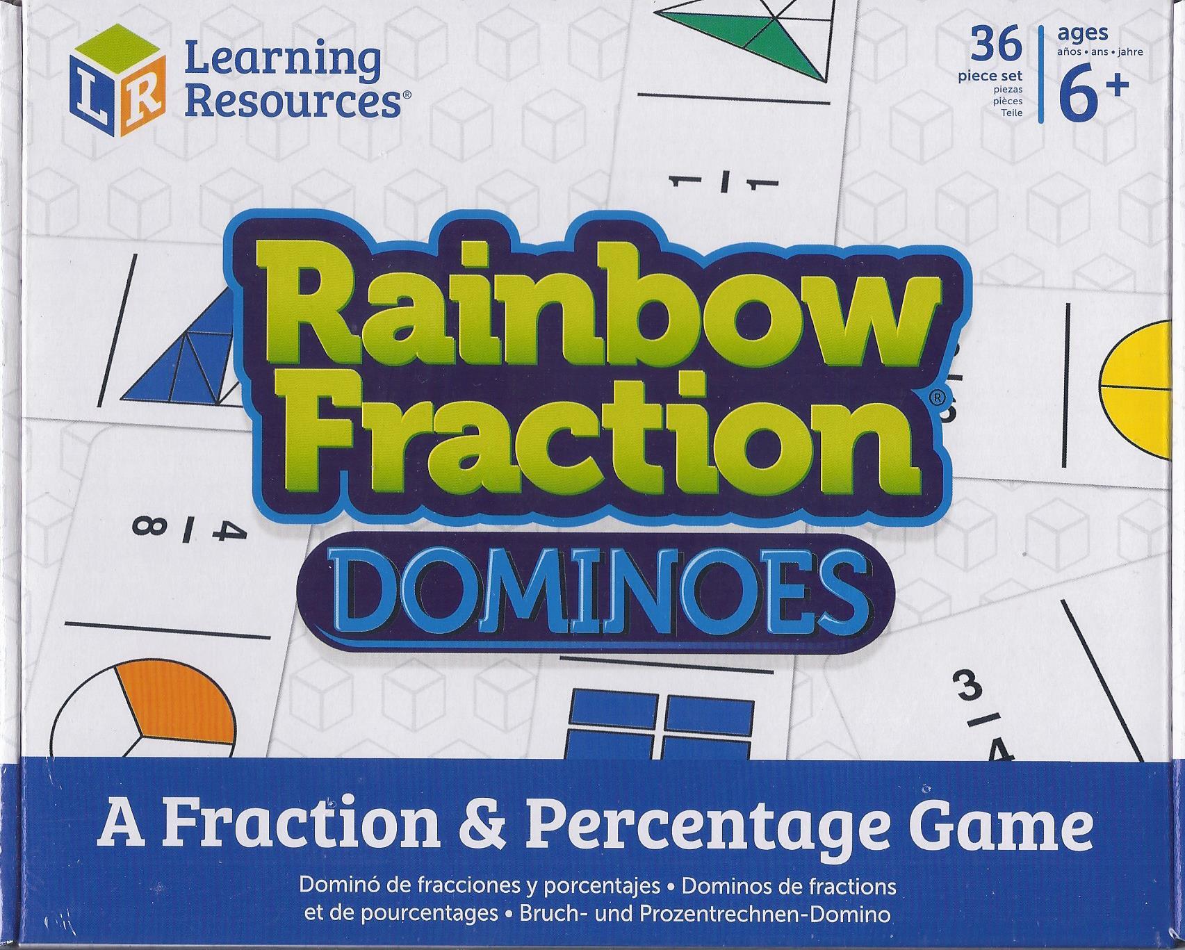 Fraction Dominoes-0