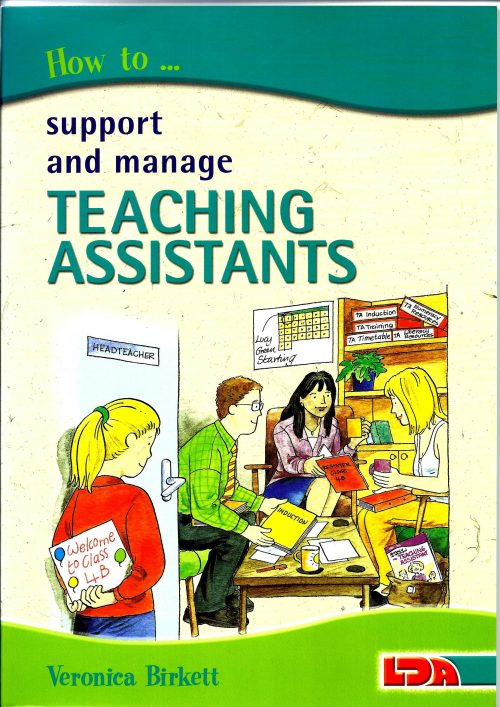 How to support and manage Teaching Assistants-0
