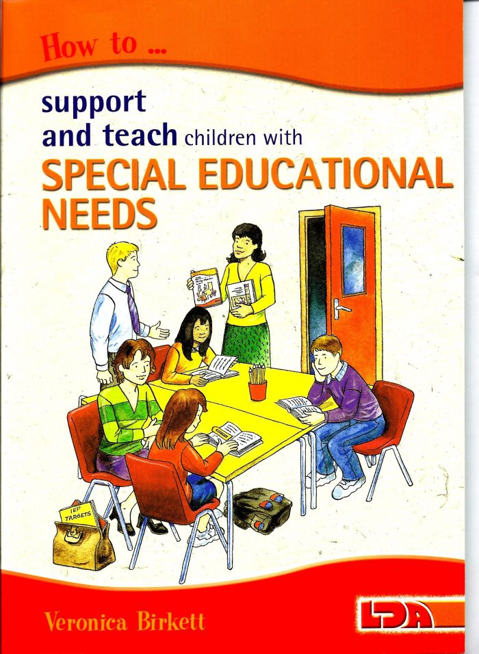 How to support and teach children with Special Educational Needs-0