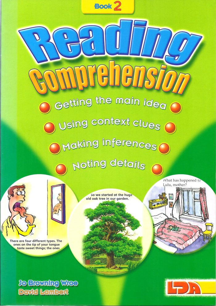 Reading Comprehension Book 2-0