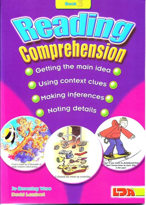 Reading Comprehension Book 3-0