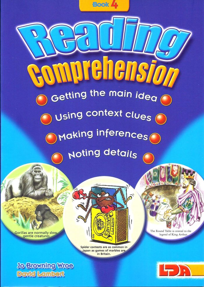 Reading Comprehension Book 4-0