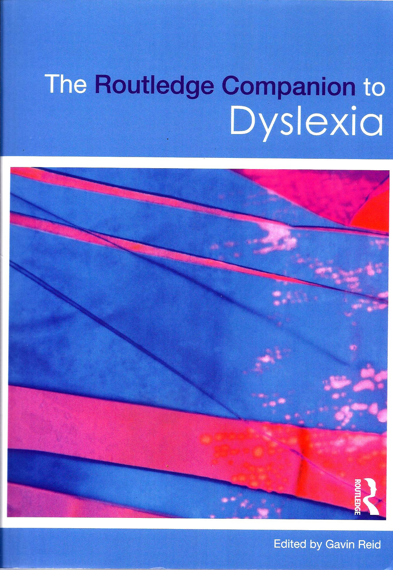 The Routledge Companion to Dyslexia-0