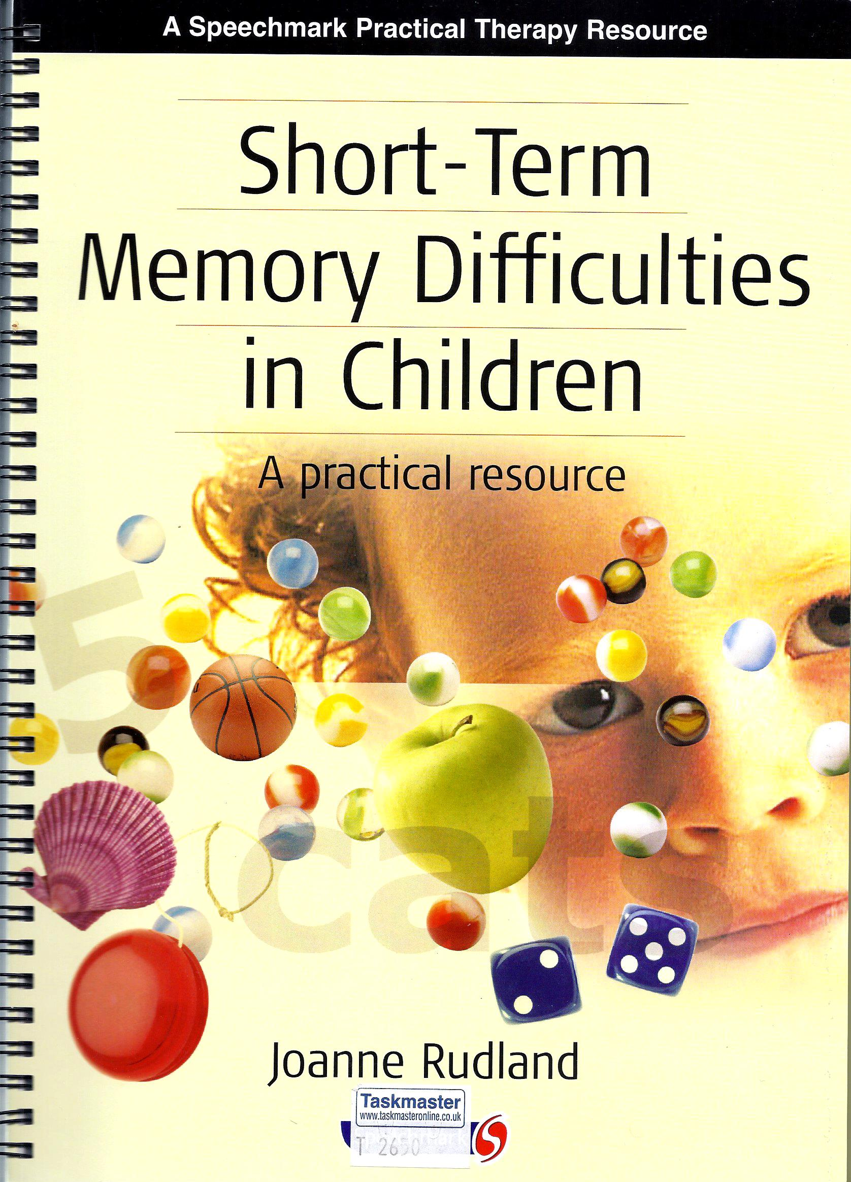 Short-Term Memory Difficulties in Children-0