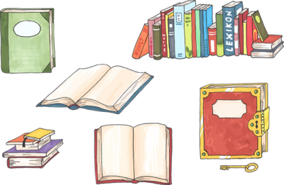 animated books